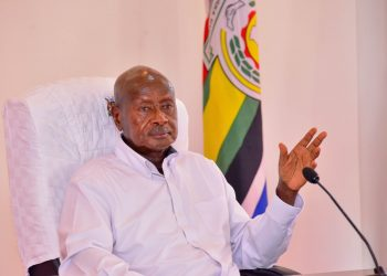 President Museveni  addresses country again (PHOTO/PPU)