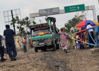 Government of DR Congo imposed restrictions where only people with passports and laissez-passer are allowed to cross to their territory (PHOTO/File)