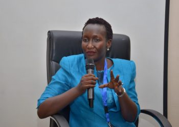 Eng. Irene Kaggwa Sewankambo; Acting Executive Director; Uganda Communications Commission (PHOTO/File)