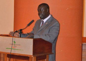 Justice Lawrence Gidudu