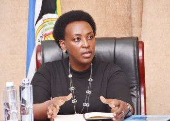 Minister Molly Kamukama has been defeated in Kazo NRM primaries (PHOTO/File)