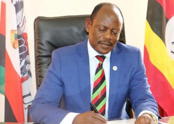 The Vice Chancellor of Makerere University, Prof. Barnabas Nawangwe. Message to Gallant Makerereans on the Coronavirus (COVID-19)