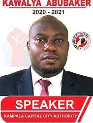 Mr Abubaker Kawalya