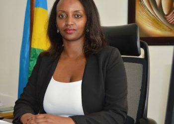 Rwanda Trade minister, Ms Soraya Hakuziyaremye