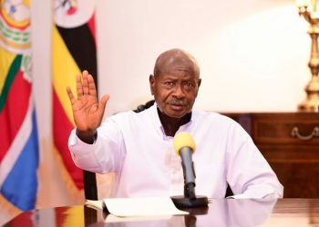 President Museveni has said that banning cargo from entering Uganda is suicidal (PHOTO/File).