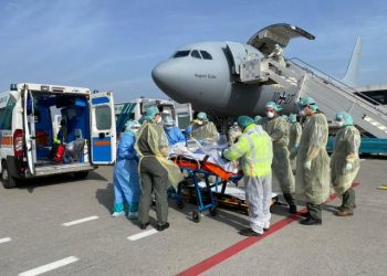 The Airbus, which is a military ambulance will be one of the best for covid-19 patients (PHOTO/Courtesy).