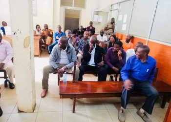 Lt.Gen Tumukunde has pleaded not guilty to two counts of unlawful possession of firearms (PHOTO/Courtesy)