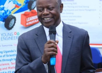 Waswa Balunywa, the Principal of Makerere University Business School (PHOTO/File).