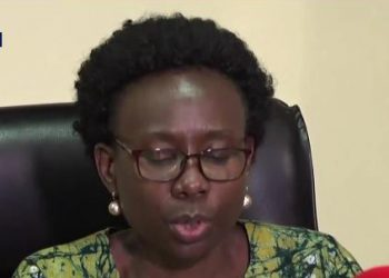 Health Minister Dr. Jane Ruth Aceng (PHOTO/File)