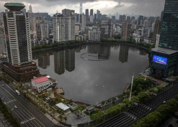 The lockdown of Wuhan, central China's Hubei Province, was effective in containing the COVID-19 spread during the early stages of the outbreak and significatnly helped cut the infection rates in other places