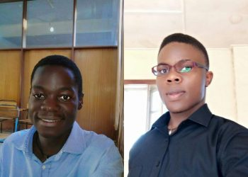 Julius Domba is a second-year student at Mbarara University and Aloysius Kayita is a seminarian at Katigondo major national seminary