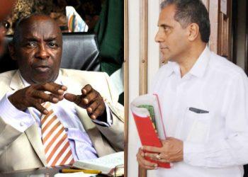 Boney Mwebesa Katatumba, whose business empire is under threat