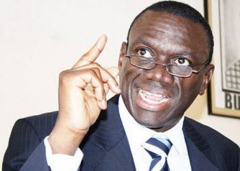 Dr Kizza Besigye has welcomed Gen Tumukunde in the real world (PHOTO/File)