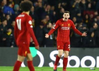 Liverpool lost their first game of the season last week away to Watford. (PHOTO/Courtesy)