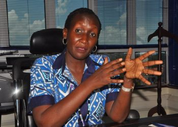 Egn. Irene Kaggwa Sewankambo, Acting Executive Director – UCC (PHOTO/File)