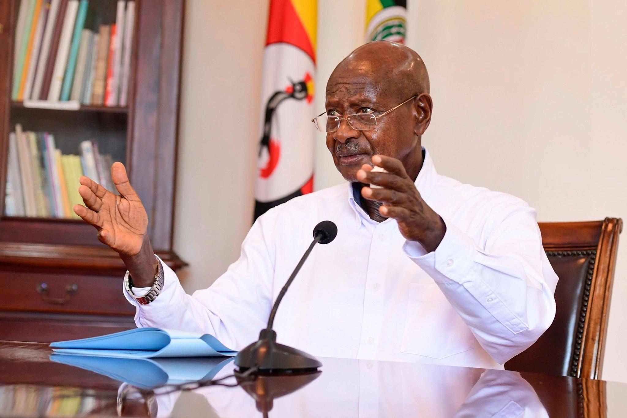 PML Daily CORONAVIRUS UPDATE: 13-Key points from Museveni address ...