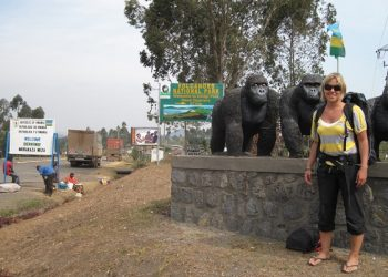 Rwanda tourism alone contributes contribute over 50% of the country's Gross Domestic Product through the sale of gorilla permits and other tourism activities in Rwanda (PHOTO/courtesy)