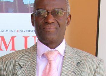 Prof Joseph Ssewanyana Kasumba