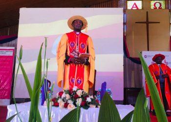 The Most Rt Rev Dr. Stephen Kaziimba Mugalu,