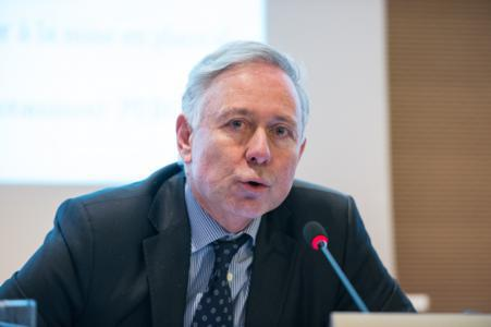 Arnaud de Bresson, Chairman of the WAIFC Board of Directors and CEO of Paris Europlace