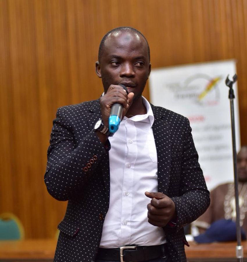 UJA Boss Hajji Bashir Kaziibwe