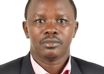 Professor Charles Niwagaba for wrongful dismissal from work.