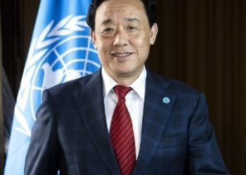 Qu Dongyu, is the Director-General of the Food and Agriculture Organization of the United Nations (PHOTO/Courtesy)