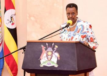 Education Minister Janet Museveni has clarified on key issues regarding term one (PHOTO/PPU)