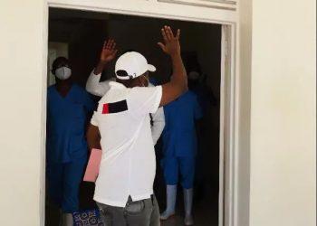 Rwanda has discharged three more coronavirus patients (PHOTO/Courtesy)