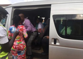 Police has impounded a Ministry of Health Van for violating Presidential directives (PHOTO/File)