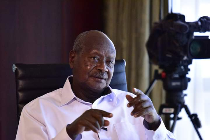 President Museveni's address on COVID-19 has been postponed to 1:00 pm (PHOTO/File)