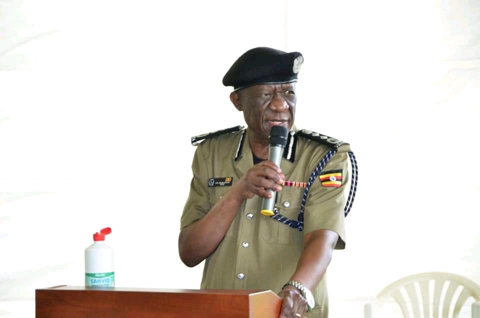 Inspector General of Police, Mr Martins Okoth-Ochola