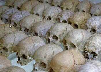 The discovery of a mass grave of as many as 30,000 bodies in Rwanda has been called the most significant find of its type in years (PHOTO/Courtesy).