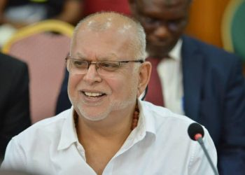 Mr Sudhir Ruparelia a leading real estate businessman says the new proposed taxes will undermine the performance of the sector (PHOTO/File).
