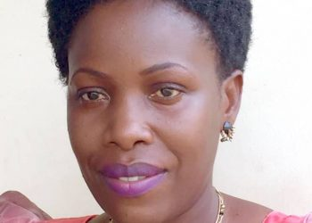 Judith Nabakooba, the Minister of Information and Communications Technology and National Guidance said that the government-distributed food is nice unlike rumors that it's even inedible (PHOTO/File).