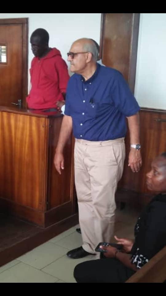 Businessman Abid Alam has been remanded to Prison till May 8 (PHOTO/Courtesy)