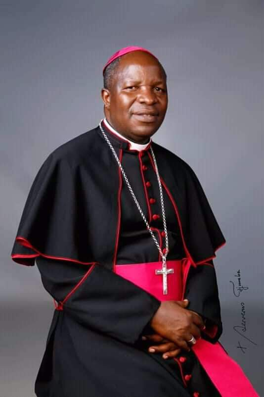 Bishop Jjumba of Masaka Diocese has contracted COVID-19  (PHOTO/File).