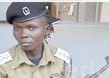 Ssezibwa Regional Police spokesperson, Ms Helen Butoto  (PHOTO/File).