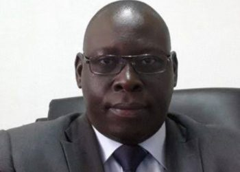 James Ebitu, the permanent secretary to ministry of gender (PHOTO/File).