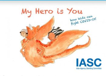 new story book aims to help children understand and come to terms with COVID-19