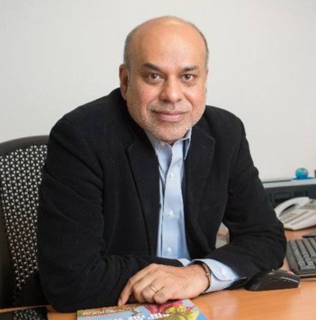 WFP's Senior Economist, Arif Husain