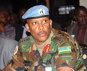 Gen Patrick Nyamvumba has been sacked over corruption (PHOTO/File)