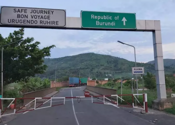 Rwanda has advised Kenya and Uganda not to allow more Burundi-bound cargo trucks transiting through Rwanda (PHOTO/Courtesy).