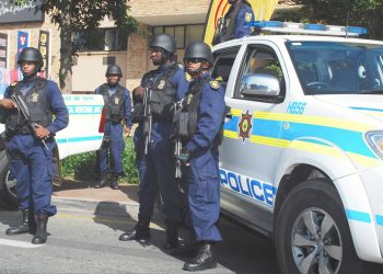 South African taskforce implementing presodential directives (PHOTO/File).