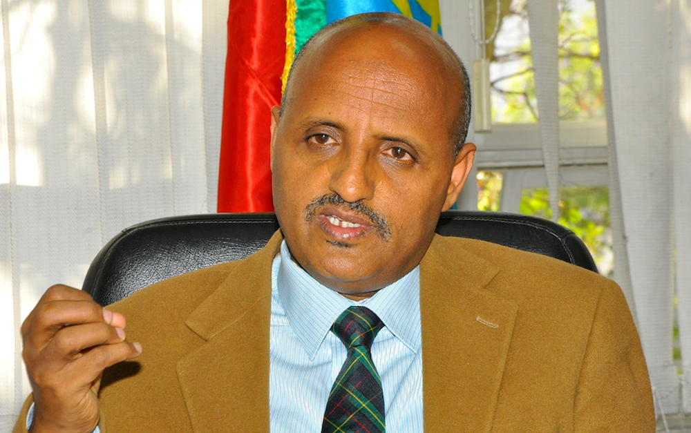 Tewolde Gebremariam, CEO of Ethiopian Airlines Group, also commended the solidarity demonstrated to Africa by the Chinese government