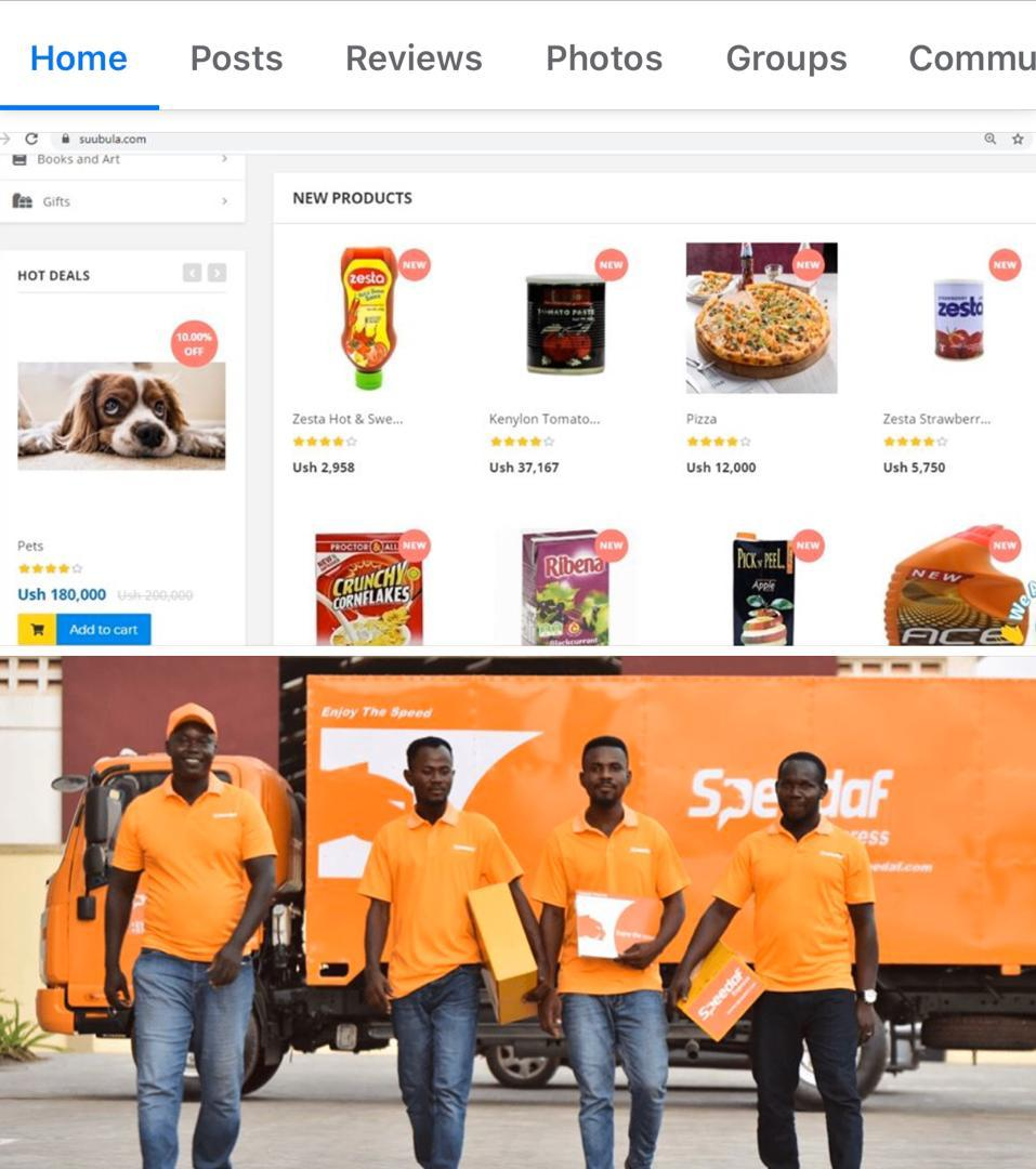 Suubula.com, Uganda's fast-growing online marketplace, which provides space for listing of local products