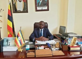 Zake Kibedi, Ugandan Ambassador to the United Arab Emirates (PHOTO/Courtesy).