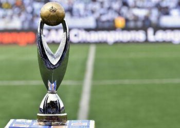The Caf Champions League is at the semi final stage. (PHOTO/Courtesy)