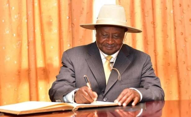 President Museveni has signed the sugar bill into law (PHOTO/File)