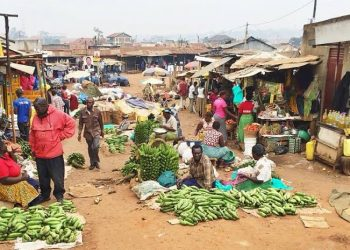 Kalerwe Market is one of Uganda's largest markets and is located on Gayaza Road adjacent the Northern By-pass about 5 kilometres from Kampala City centre (PHOTO/File)